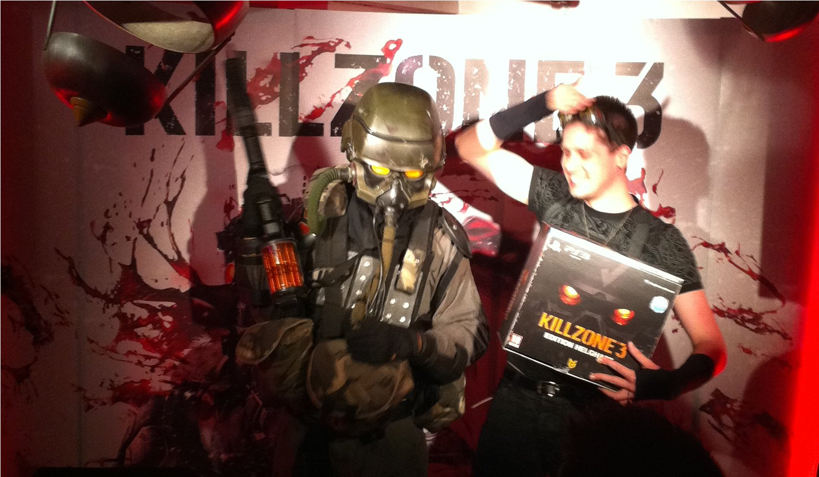 Event Killzone 3
