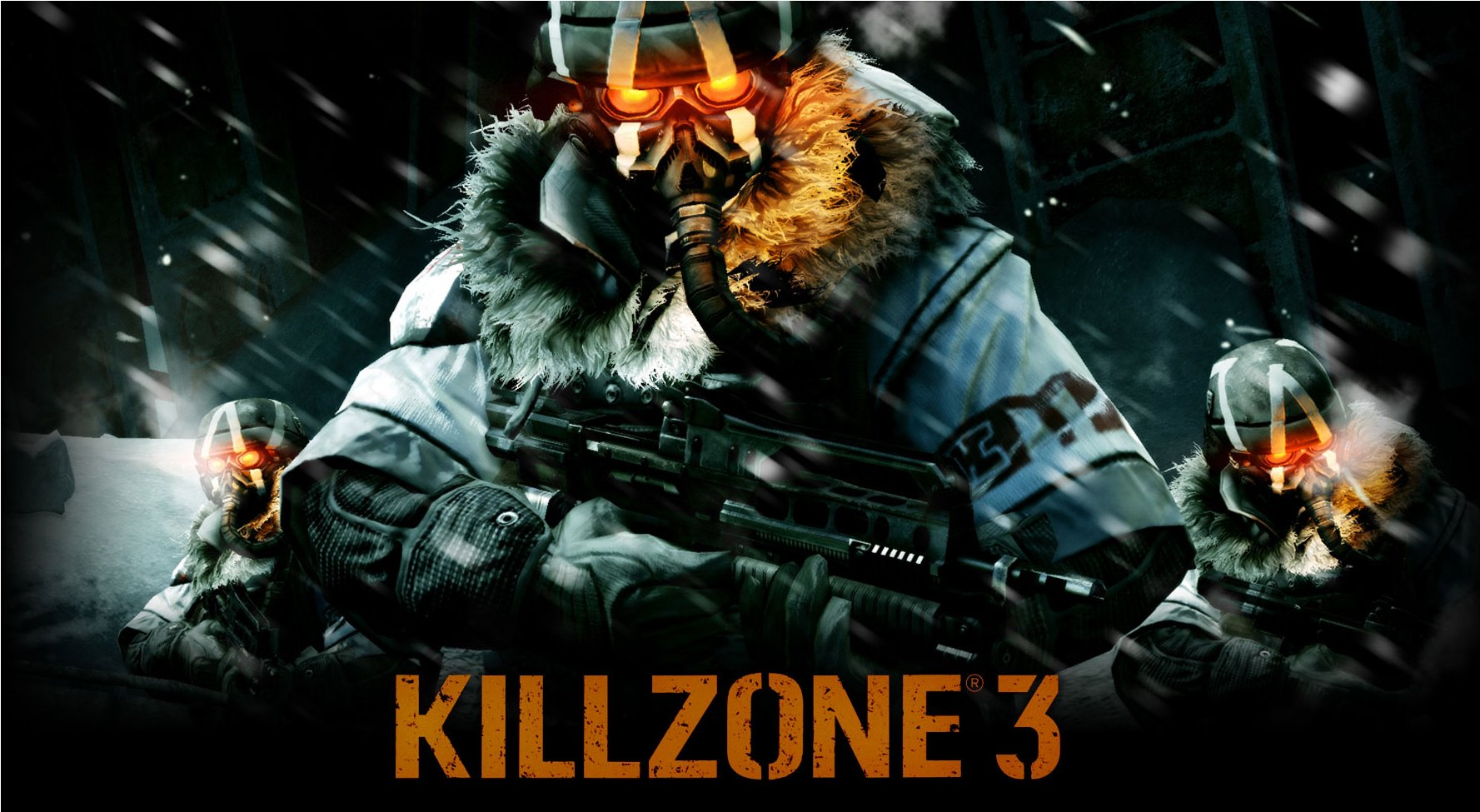 Trophe Killzone 3