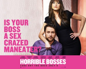 Wallpaper - Jennifer Anistion - Horribles bosses - comment tuer son boss