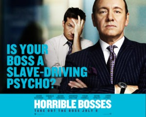 Wallpaper - Kevin Spacey - Horribles bosses - comment tuer son boss
