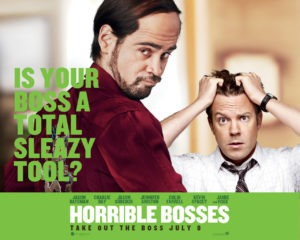 Wallpaper bobby Pellit - Colin Farrell - Horribles bosses - comment tuer son boss