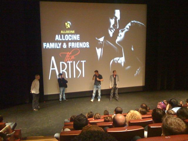 The Artist - QR