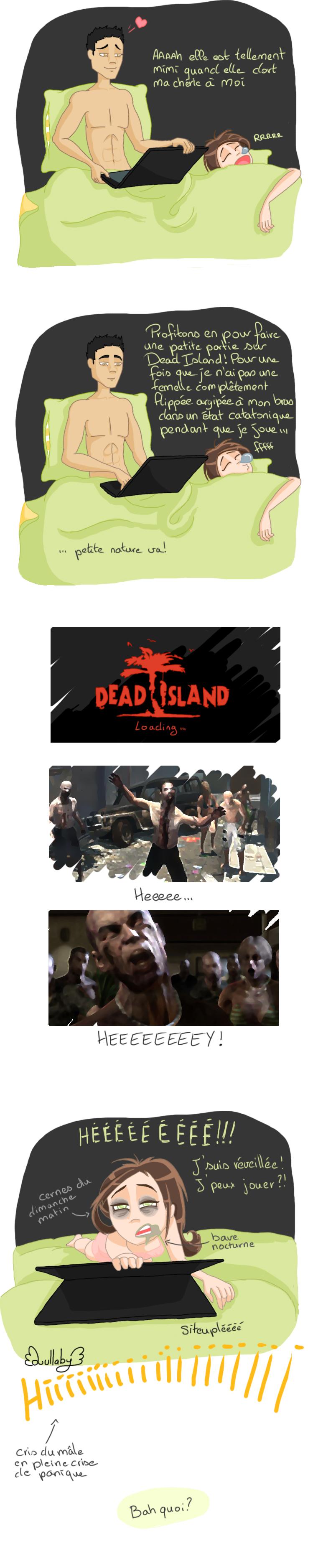 dead island copie
