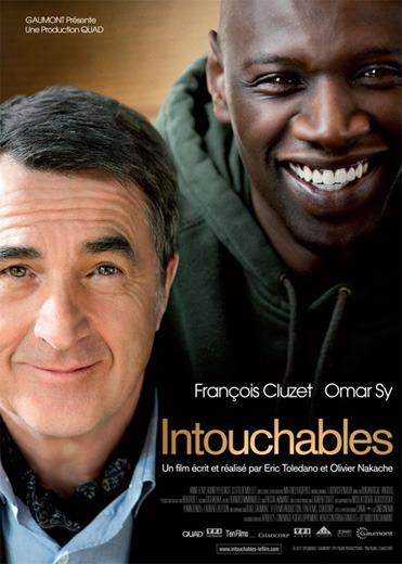 Intouchables - Affiche