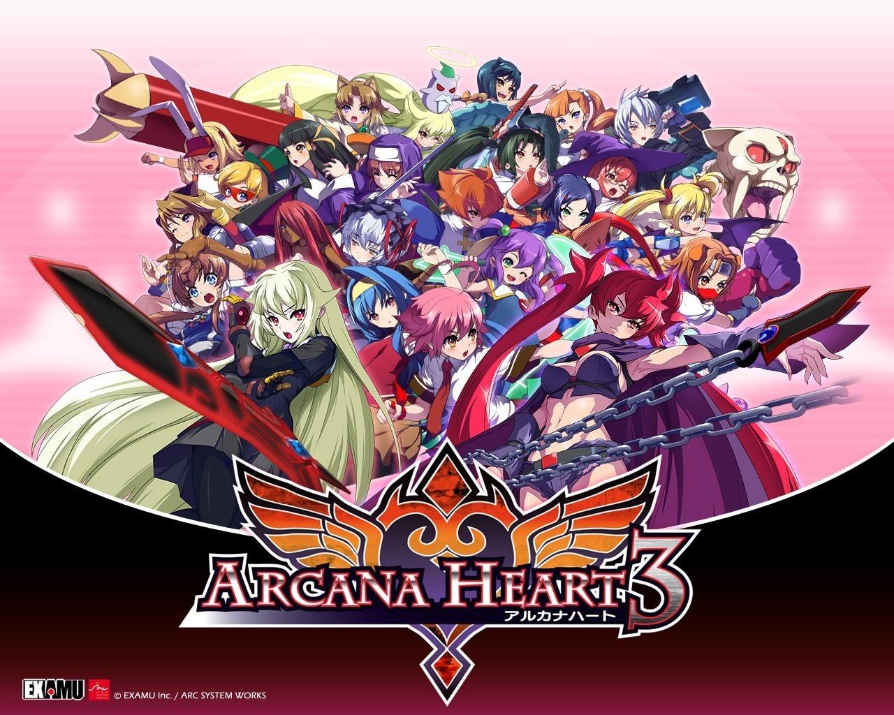 arcana-heart-3 persos