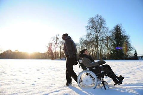 Intouchables - Neige
