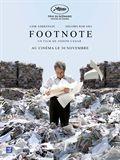 Footnote - Affiche