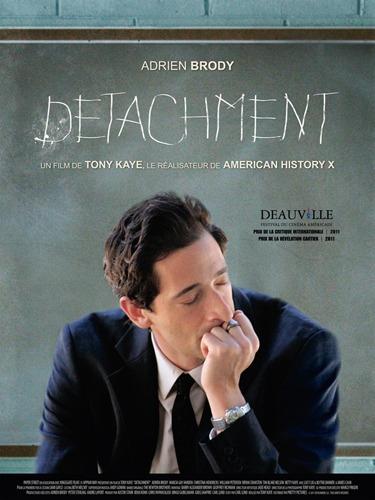 Detachment - Affiche