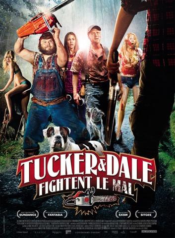 Tucker & Dale  - Affiche