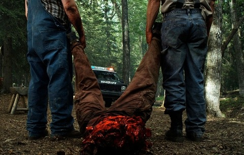 Tucker&Dale - Accident