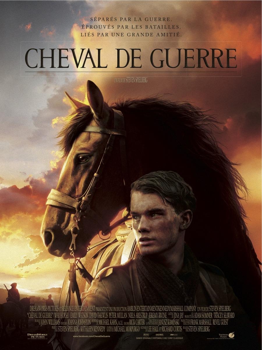 Cheval de guerre - Affiche
