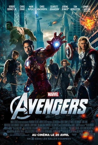 Avengers - Affiche