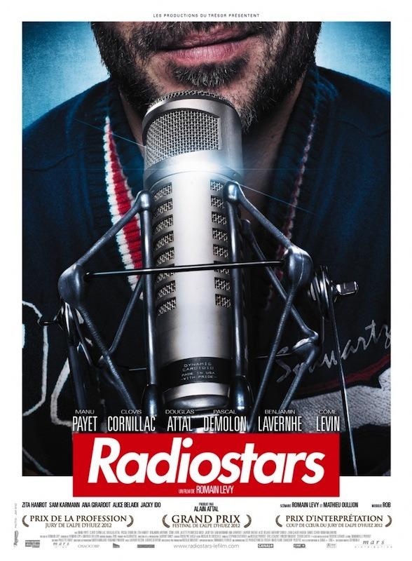 Radiostars - Affiche