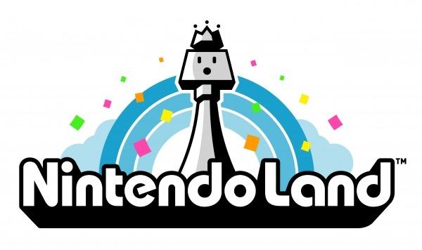 Nintendo Land | WiiU Nintendo-Land-Logo