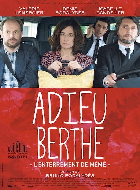 Adieu Berthe - Affiche