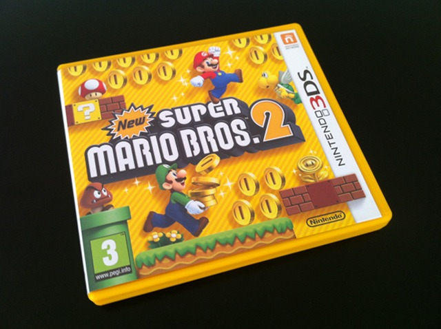 New Super Mario Bros 2 - 3DS / XL