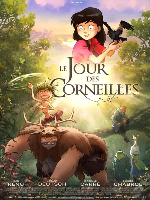 affiche le jour des corneilles
