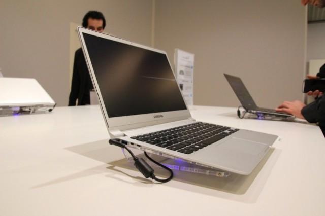 Les PC Samsung Série 7 sont magnifiques
