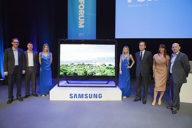 Le téléviseur Ultra Haute Définition (UHD) de 85 pouces, le 85S9
