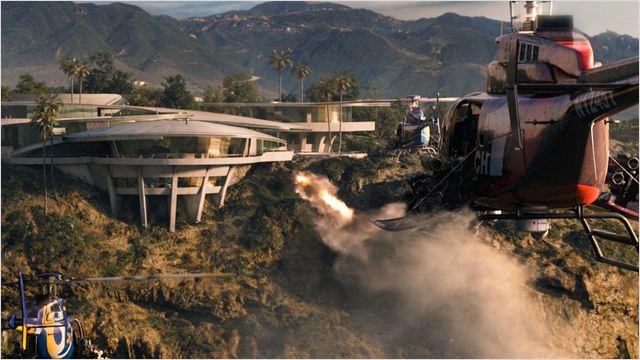 """La Malibu House est une des scènes les plus """"Jaw-breaking"""" du film."""
