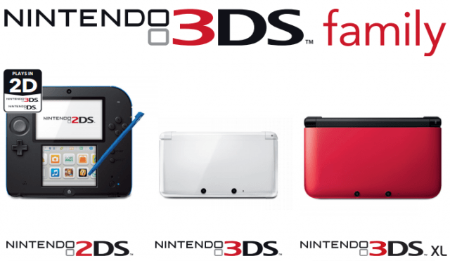 3DS-family