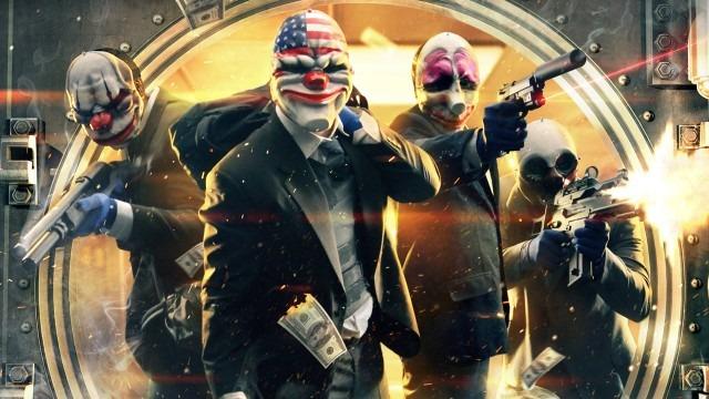 De gauche à droite, l'Exécuteur, le Cerveau, le Fantôme et le Technicien