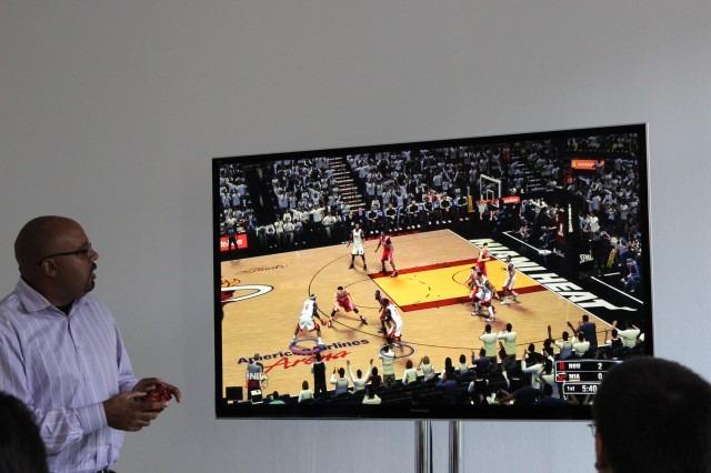 Rob Jones présente les nouveautés de NBA2K14