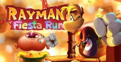 Rayman Fiesta Run disponible sur iOS et Android