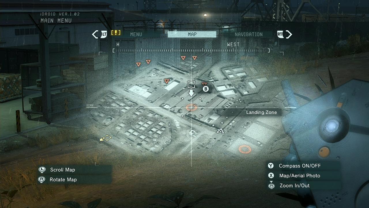 Metal Gear Solid Groud Zeroes test (4)