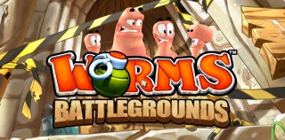 Test : Worms Battlegrounds