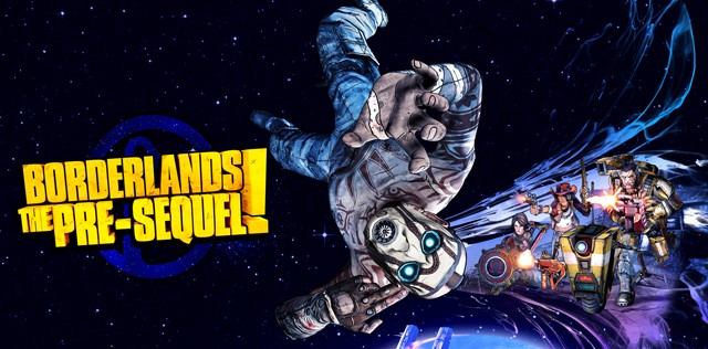 Preview: Borderlands The Pre-Sequel !