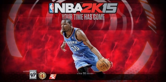 Test : NBA 2k15
