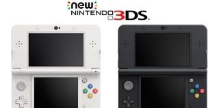 Différence entre la New 3DS et la New 3DS XL