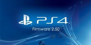 PlayStation 4 : La mise à jour 2.50 (Yukimura) est disponible