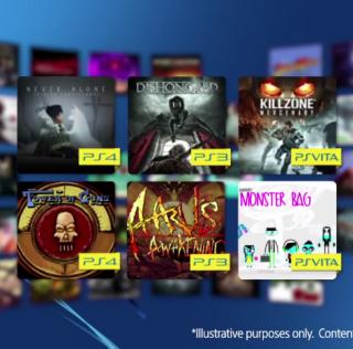 Les jeux PlayStation Plus du mois de avril 2015