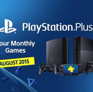 Les jeux PlayStation Plus du mois de août 2015