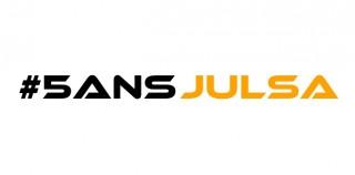Blog Anniversaire : P*TAIN 5 ANS !! #5ansJulSa