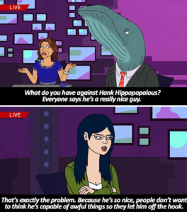 BoJack citation