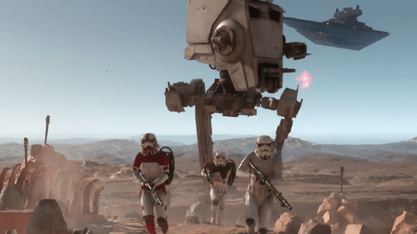 Star Wars Battlefront Missions