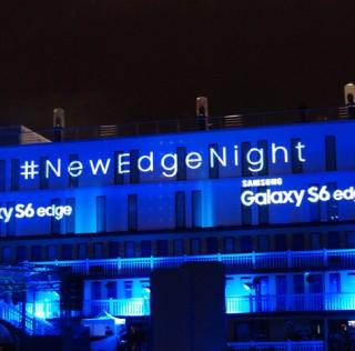 Event Samsung pour le nouveau Galaxy S6 Edge +