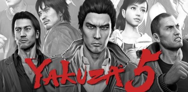 [Test] Yakuza 5 sur PS3