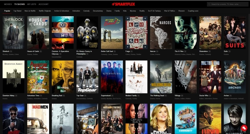 smartflix-tv-shows