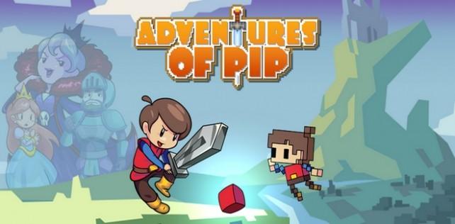 [Test] Adventures of Pip sur Wii U