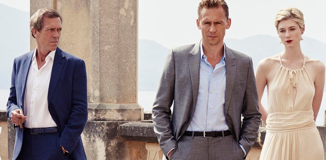 The night manager : le trio de tête