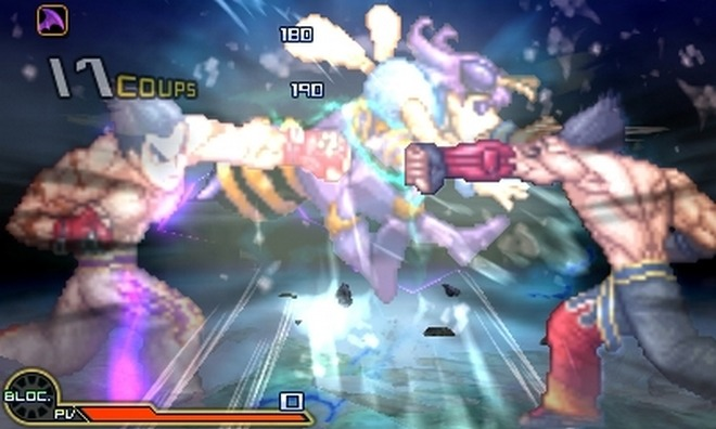 Project X Zone 2 - A