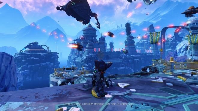 Ratchet et Clank 3