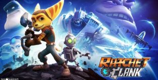 Ratchet et clank main