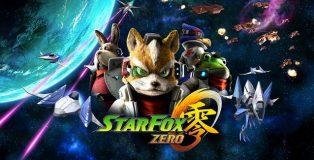 StarFox Zero main