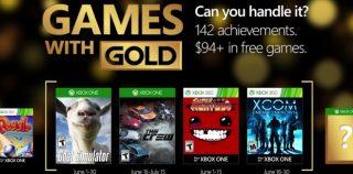 Games With Gold : les jeux offerts en juin 2016