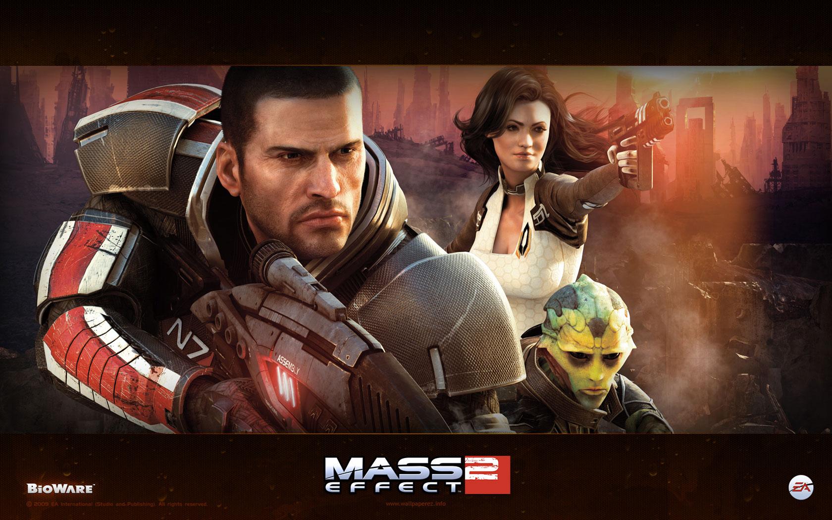 Mass Effect 2 : guide des trophées